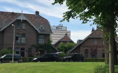 Bezoekje aan Agnetapark te Delft